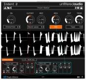 Plugin alliance unfiltered audio indent 2 icon