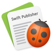 Swift publisher 5 versatile desktop publishing app with many templates icon