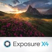 Alien skin exposure x4 icon