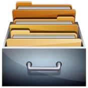 File cabinet pro 4 icon