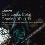 lutify me cine looks 3d luts winmac