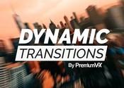 Premiumvfx dynamic transitions icon