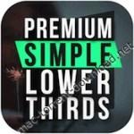 premiumvfx simplelowerthirds02.fcpx