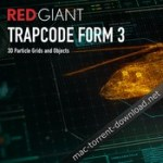 red giant trapcode form 3 0 3 for after8 effects