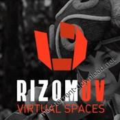 Rizom lab rizomuv virtual real spaces icon