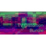 rowbyte tv distortion bundle for after8 effects