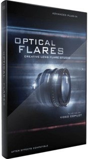 Video copilot optical flares icon