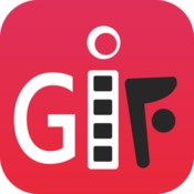 Video to gif maker convert video to gif icon