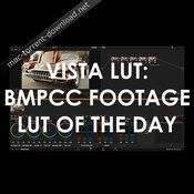 Vista lut for ae ps premiere pro resolve and fcp x icon