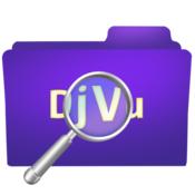 DjVu Reader FS icon