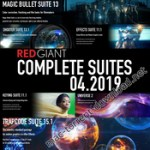 Red Giant Complete Suite 2019 for Adobe (Updated 04.2019)