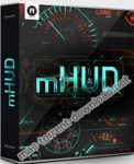 motionVFX – mHUD for Final Cut Pro X, Motion 5, After Effects, Premiere and more