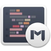 Mweb pro markdown writing note taking and static blog generator app icon