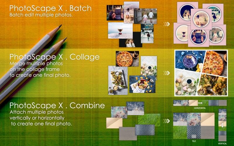 PhotoScape X - Photo Editor Screenshot 5