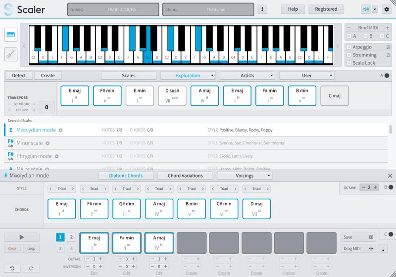 Plugin Boutique Scaler 180 Incl Patched and Keygen R2R WIN MAC Screenshot 02