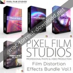 Pixel Film Studios – Film Distortion Effects Bundle Vol.1 for Final Cut Pro X