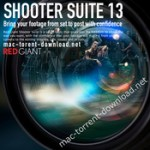 Red Giant Shooter Suite 13.1.5
