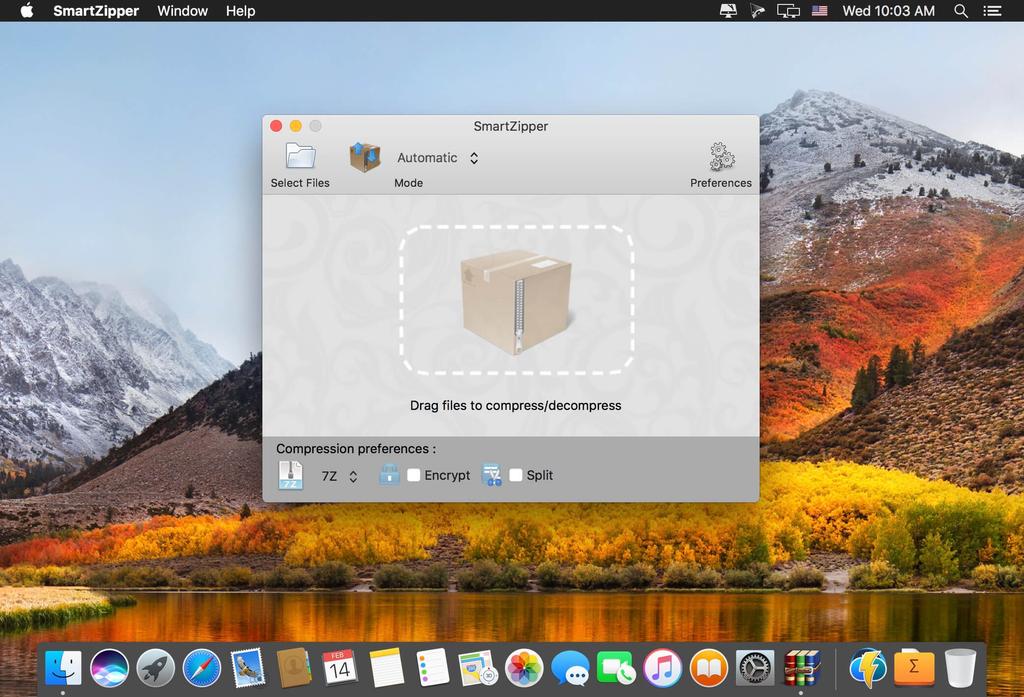 Smart Zipper Pro 370 Screenshot 01 17t8806n