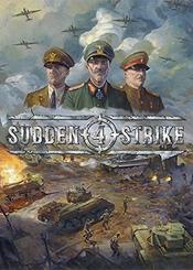 Sudden strike 4 icon