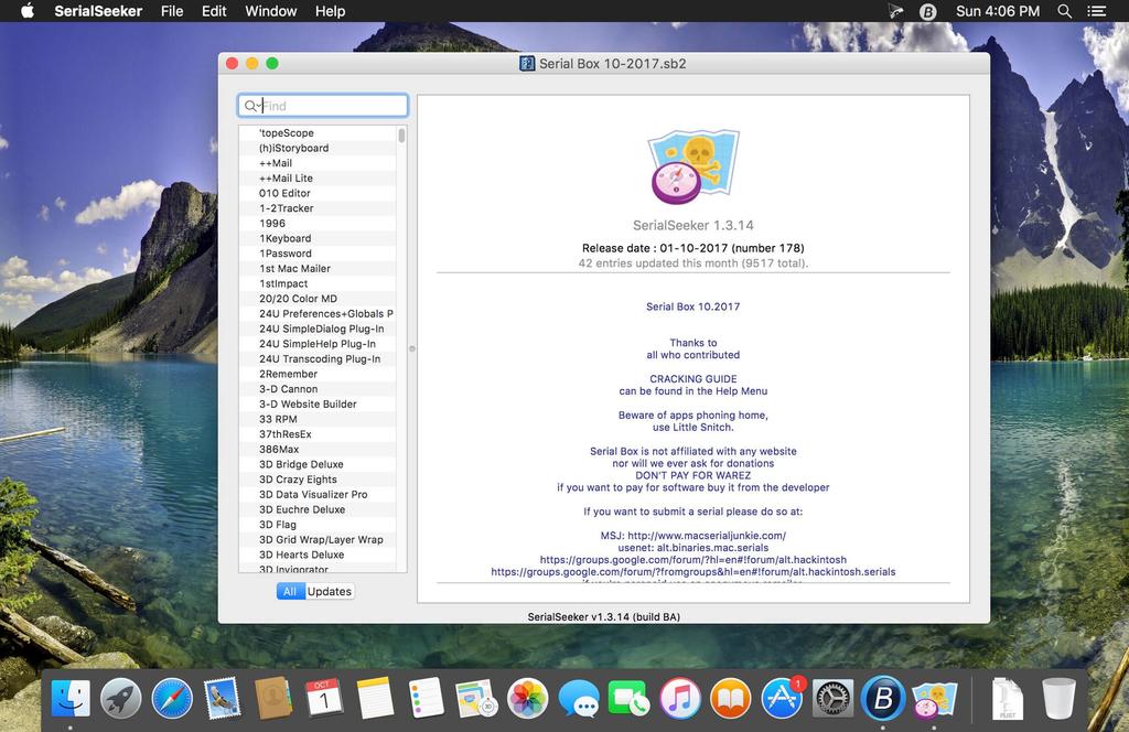 Serial Box 09_2019 Screenshot 01