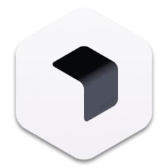 Drama prototyping animation and design tool app icon