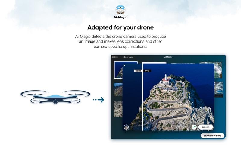 AirMagic Screenshot 2
