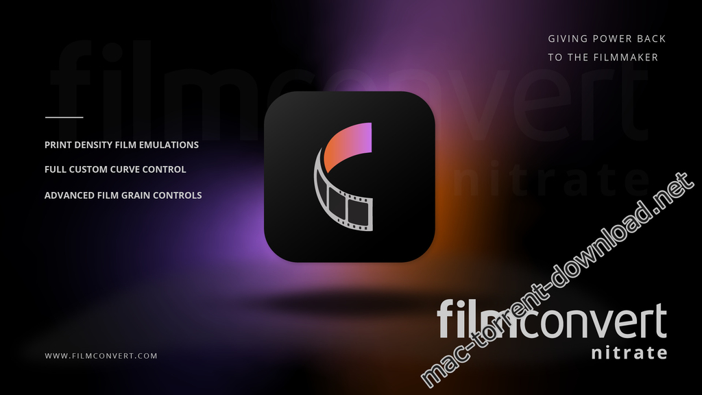 FilmConvert Nitrate 302 for After Effects and Premiere Pro Screenshot 01