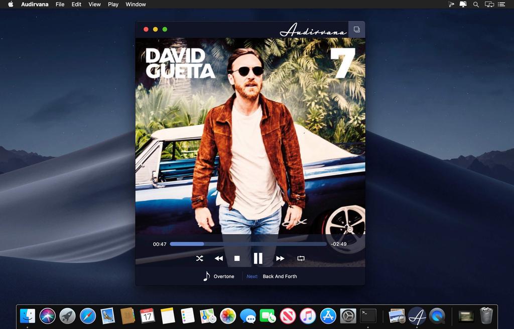 Audirvana 3520 Screenshot 03