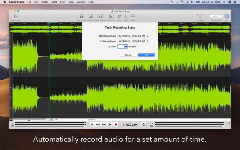 Sound Studio Screenshot 5