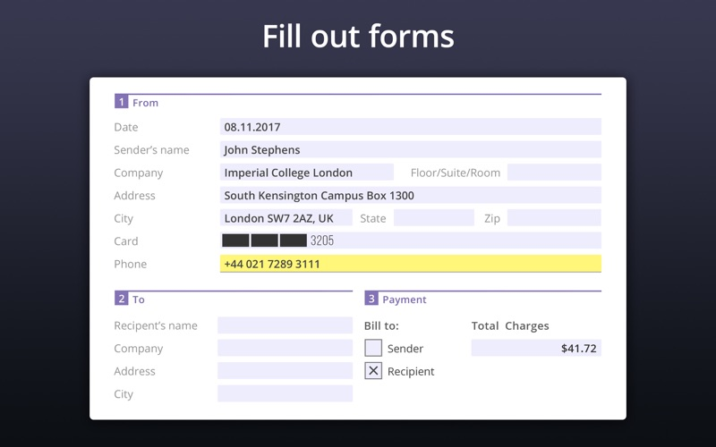PDF Expert - Edit and Sign PDF Screenshot 4 ikzdlt