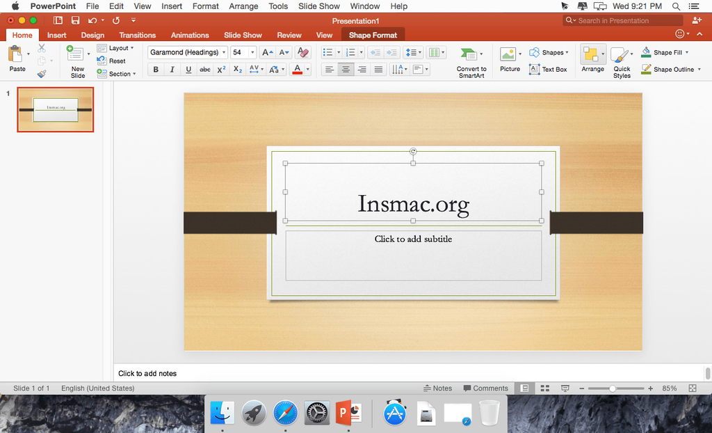 Microsoft Office 2019 for Mac 1629 VL Multilingual Screenshot 02 ikzebl