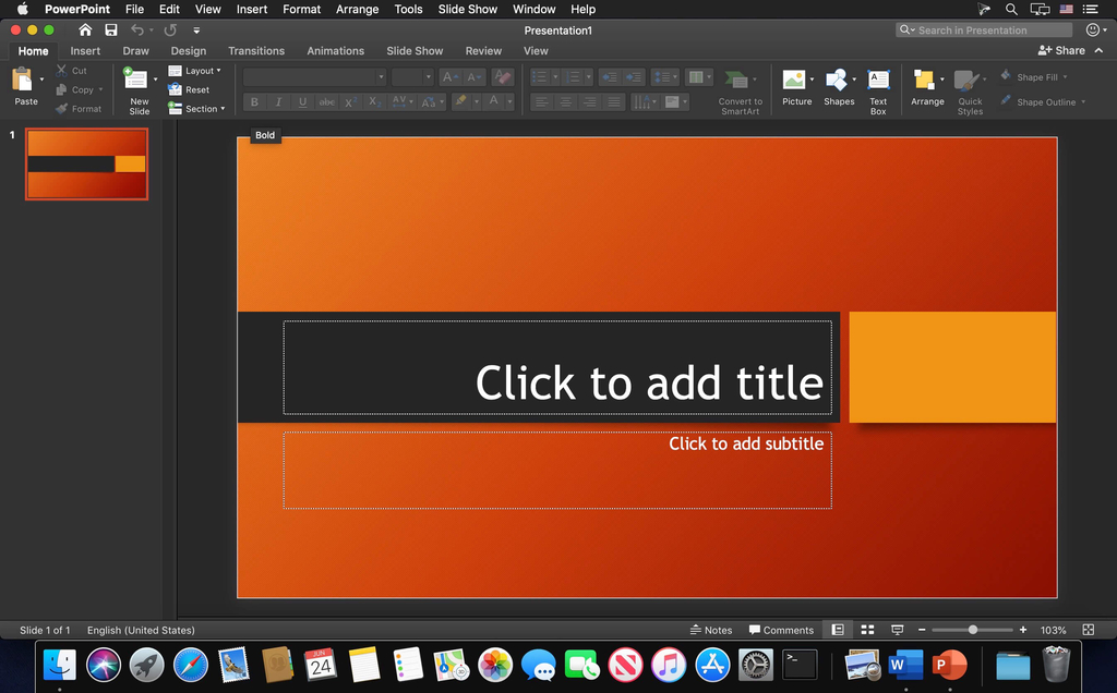 Microsoft Powerpoint 2019 1629 VL Screenshot 03 ikzebln