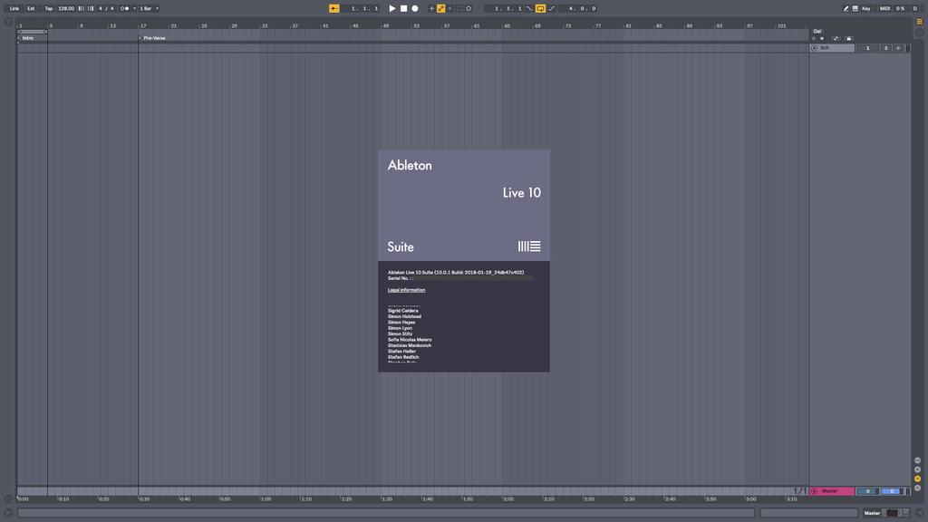 Ableton Live 10 Suite v1011 Screenshot 01 1j01mzfn