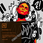 Adobe illustrator cc 2019 v23 icon