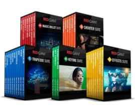Image result for Red Giant Complete Suite 2019