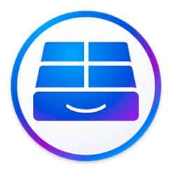 Paragon NTFS for Mac icon