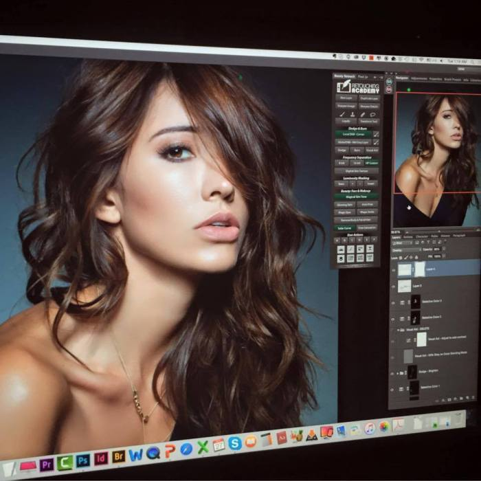RA Beauty Retouch Panel 33 with Pixel Juggler for Adobe Photoshop Screenshot 05 s54ie0n