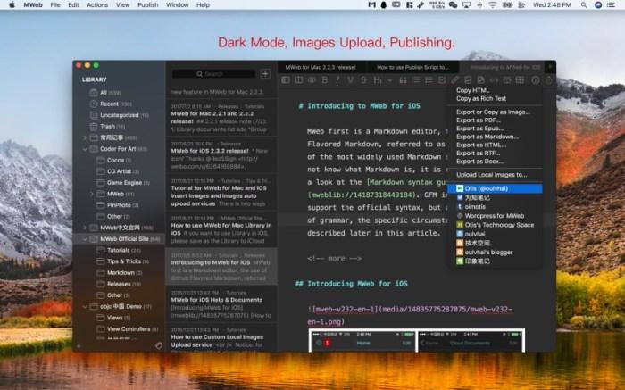MWeb Screenshot 4 7kk8mgn