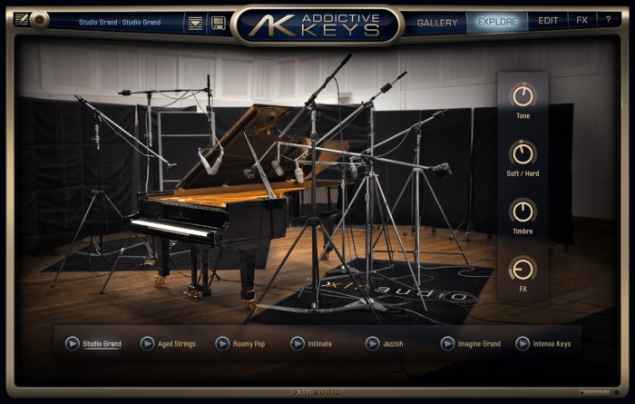 XLN Audio Addictive Keys Complete v118 Win Mac Screenshot 02 ikzch2n