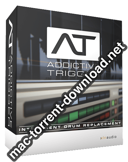 XLN Audio Addictive Trigger Complete
