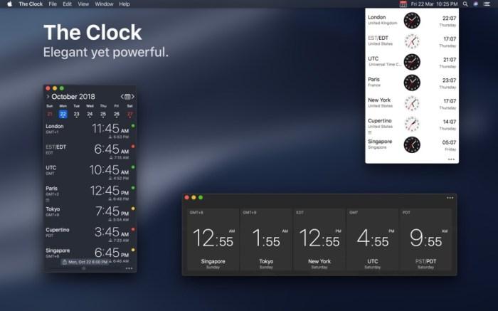The Clock Screenshot 01 surm89y