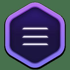 Blocs Visual web design tool icon