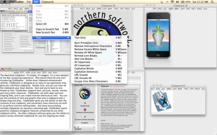 ClipDoubler Free Screenshot 02 1091h0cn