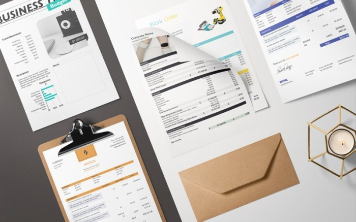 DesiGN for Numbers - Templates Screenshot 02 q4rd3my