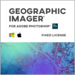 Avenza Geographic Imager for Adobe Photoshop 6.0