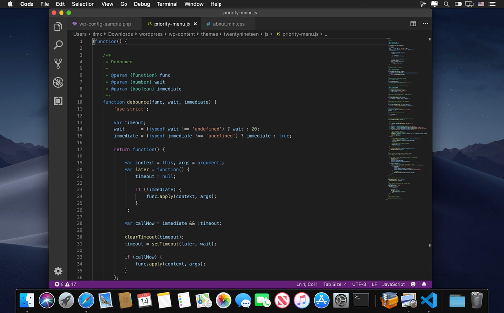 Visual Studio Code 1400 Screenshot 02 bn94ovy