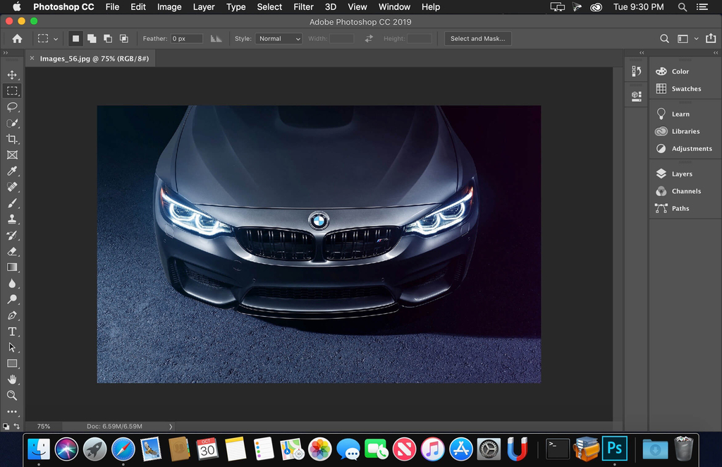 Adobe Photoshop CC 2018 v1919 Screenshot 01 m0rfnxy