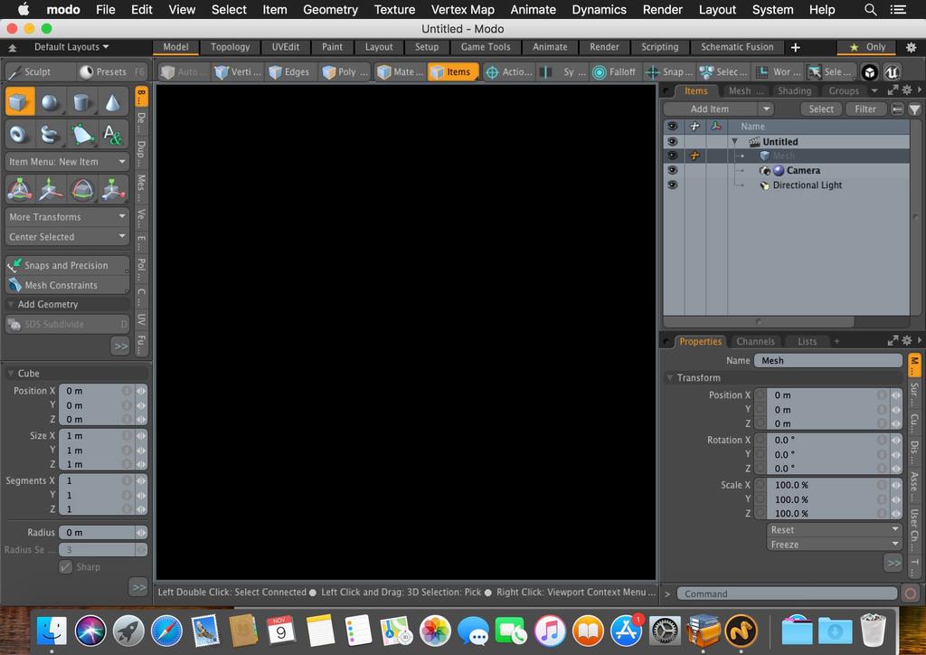 The Foundry MODO 132v1 Screenshot 01 1mzpfney