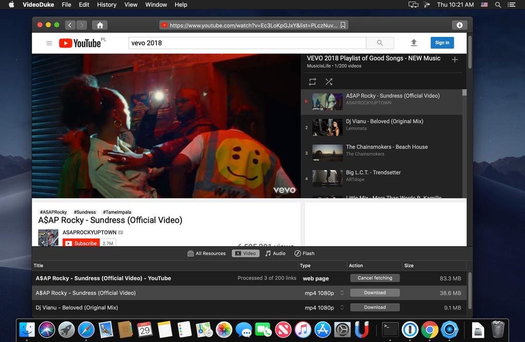 VideoDuke 14 250 Screenshot 02 ugzewny