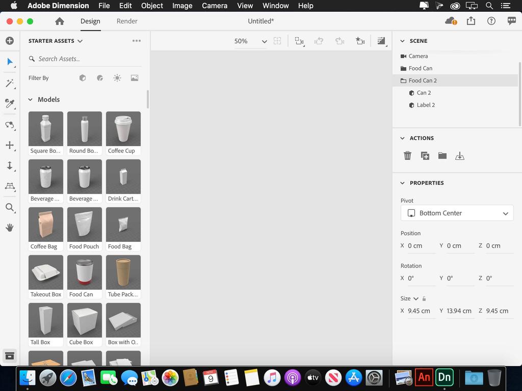 Adobe Dimension 30 Screenshot 02 1dw7vnpy